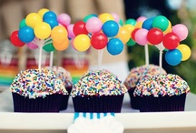 Kids Birthday Parties / by Betsy Flanagan