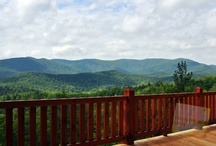 North Georgia Mountains / Breathtaking Views of our North Georgia Mountains