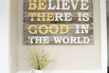 Home Sweet Home / Some of my favorite things for the house. Style Flair Decorating Decor Beautiful / by Jen Warren