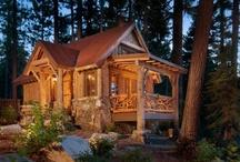 Cabin Style / by Brenda Morris