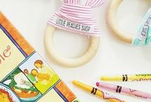 Kids and Babes / Gift inspiration for new babies and kids.