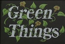 All Things GREEN,,,,my favorite color / by ## Delana ##