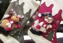 Navidad en VYP REGALOS, Palma de Mca.  / Pequeños detalles de decoración navideña, en VYP.