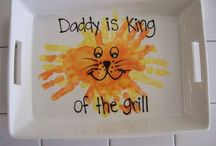 Fathers Day / Ideas for Fathers Day!! :) / by Jenn B