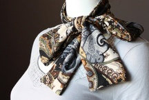 Scarf Obsession BOW SCARF