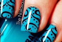my love of nail designs! / by Tammy Lopes