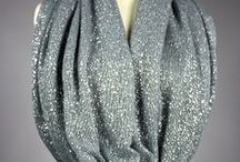 Scarf Obsession ** Little Sparkle ** / www.ScarfObsession.etsy.com