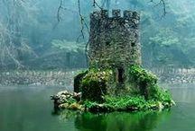 Castles / by Brenda Morris