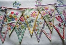 Banners and Garland / by Brenda Morris