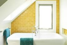 ideas for bathrooms  / by Carrie Owens