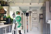 ideas for the garage