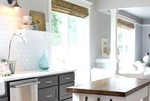 ideas for the kitchen / by Carrie Owens
