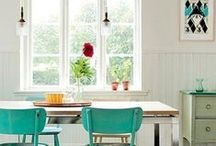 ideas for the dining room / by Carrie Owens