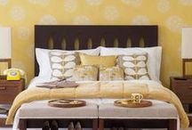 ideas for the master bedroom / by Carrie Owens