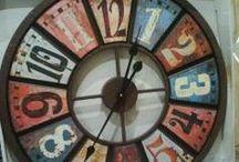 Relojes vintage de pared y sobremesa en VYP Regalos. / Relojes vintage, entre OTROS modelos y estilos. Aquí y en el blog vereis algunos que hemos tenido o tenemos actualmente.