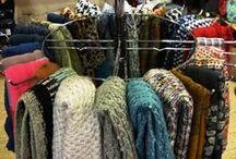 Bufandas y cuellos en VYP Regalos, Palma. / Bufandas y cuellos de punto para cuando empieza el frío. Aquí y en el blog vereis el estilo de los que tuvimos o de los que hay actualmente en VYP Regalos.