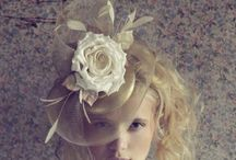 Bridal Headwear / by Trena B.