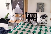 Kids room / by Jessi Welling