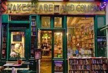 Bookstores / by Brenda Morris