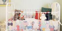 Kids I Boy Nursery / Ideas for creating a beautiful nursery for your baby boy