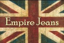 E m p i r e.  P r o d u c t s. / All of our products in one place. www.empirejeans.co.uk