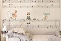 Kids | Wall Decoration / ideas for wall covering