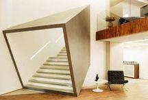 Architectures intérieurs