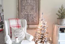 Christmas Decor / Christmas decor ideas