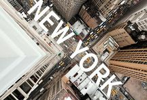 New York / by vogue and coffee