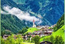 Beautiful Places / by Silvia Teixido