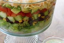 Salads / by Joyce Mills