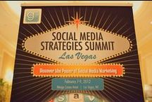 Social Media Strategies Summit #SMSSummit / Social Media Strategies Summit where you learn everything and anything about how to optimize your social media marketing efforts.  www.socialmediastrategiessummit.com / by Global Strategic Management Institute