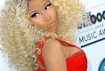 Nicki Minajesty / Love her ! Inspiration ♡