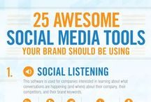 Social Media Infographics / by Global Strategic Management Institute