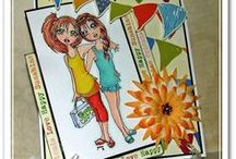 PROJECTS WITH digistamps4joy.co.za images