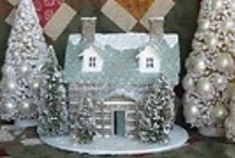 Christmas Houses  / by Everis Belding Hough