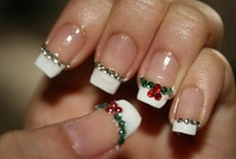 Holiday Nails / by Bri Wiebe