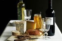 Wine & Cheese / by Glamorous Bite