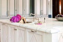 kitchen ideas / by Alison Getty