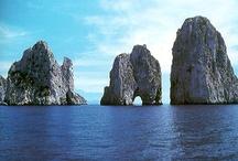 Island of Capri (Just 15 min. from Sorrento) / #capri #isoladicapri #sorrento #isole #pompeii #islandofcapri #anacapri #pompei #excursions #travel #italy #faunopompei #isle #naples  The crags and grottoes of Capri have been dazzling visitors since the Ancient Greeks first settled the island - See more at: http://www.bbfauno.com/eng/what-you-see/island-capri.html    Capri è l'isola mediterranea che ha visto nel tempo transitare intellettuali, artisti e scrittori, tutti rapiti dalla sua magica bellezza.  / by B&B Pompei Il Fauno