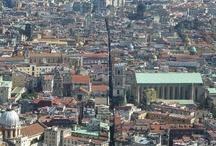 Naples (Just 25 min. from the B&B) / #napoli #naples #cittadinapoli #hotelnapoli #pompeii #hotelpompei #faunopompei #pompei #excursions #travel Naples is in the region of Campania in Southern Italy, about 2-hours south of Rome.. - See more at: http://www.bbfauno.com/eng/what-you-see/city-naples.html  Un week end a Napoli può avere un positivo effetto sull'umore ed è estremamente consigliato, dunque anche nella stagione fredda. A solo 25 km ( 25 minuti in auto o treno) dal B&B Il Fauno. / by B&B Pompei Il Fauno