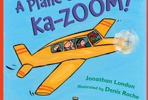 Things That Go! / Books about planes, trains, and other vehicles
