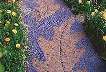 Garden Paths & Gates & Fences / by Sharon Plummer