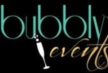 Bubbly events / Wilmington, NC Wedding and Event Coordination