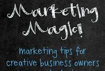 Marketing / by Jodi Marie