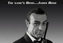 Bond, James Bond... / It's 007... / by John Angier (Okie Campaigns)