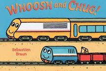 New Picture Books Summer 2014