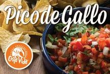 Dip the Chips! / by Costa Vida Fresh Mexican Grill