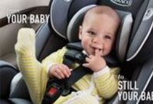 """Graco: Car Seats / #Graco is a leading manufacturer of car seats: from infant to toddler to """"big kid.""""  / by Graco Children's Products"""