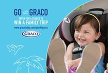 #GoWithGraco Sweepstakes / Want the chance to win a family getaway? Enter at gracobaby.com/gowithgraco, follow us on Pinterest and pin your vacation inspiration with the tags #GoWithGraco and #Sweepstakes. Contest ends 9/7/15. See Official Rules for full details. / by Graco Children's Products